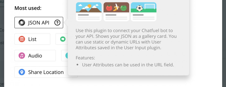 Chatfuel JSON API & Broadcasting API in Clojure | netidee