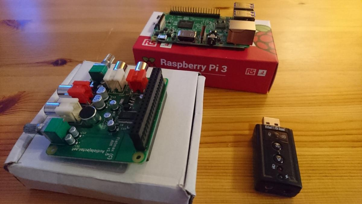 Hardware Raspberry Pi