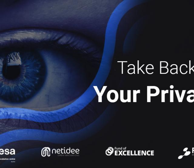 Take Back Your Privacy - unser Motto für die Kampagne